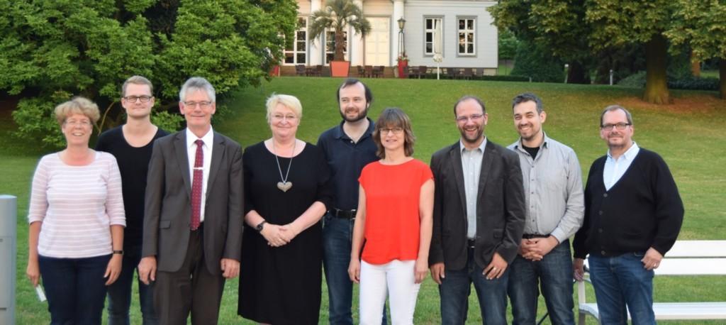Vorstand des Samtgemeindeverbands Nenndorf