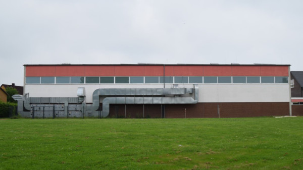 Sporthalle Haste